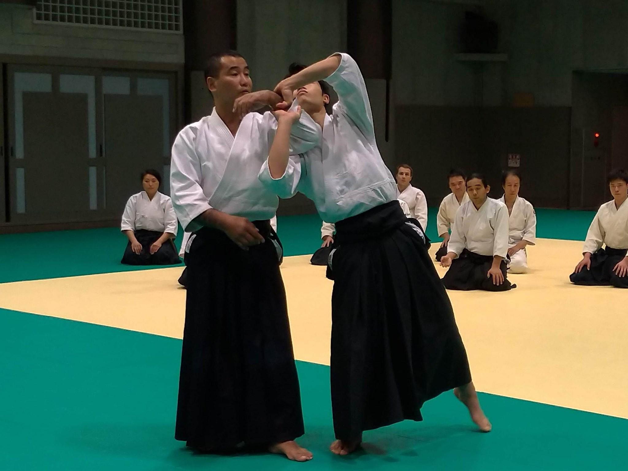 伊藤 眞 本部道場指導部師範